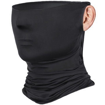 Men Women Spandex Multifunctional Sun Protection Cycling Face Mask Scarf Good Elastic