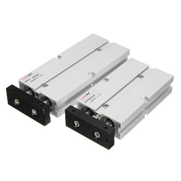 TN20x50/TN20x80 20mm Bore 50/80mm Stroke Double Rod Pneumatic Air Cylinder Double Acting