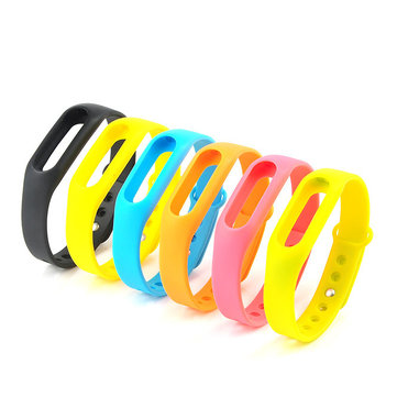 Original C6 Replacement TPU Wrist Band Colorful Smart Bracelet Strap