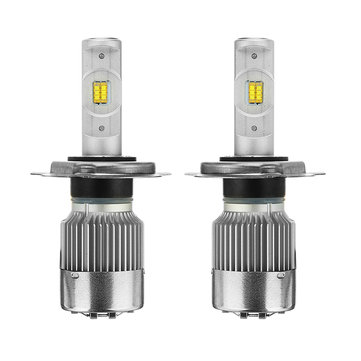 2PCS AKAS R3 70W 7000LM LED Car Headlights Bulbs H1 H3 H4 H7 H11 H13 9004 9005 9006 9007 9012 880