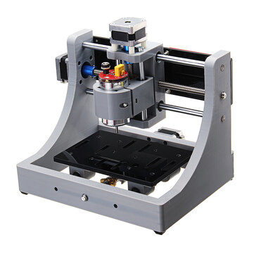1208 3 Axis Mini DIY CNC Router Wood Carving PCB Milling Engraving Machine Engraver 120x80x16mm