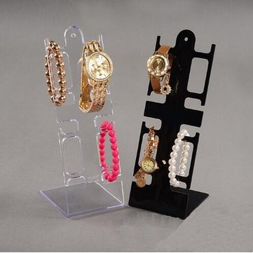 Bracelet Wrist Watch Necklace Jewelry Display Show Stand Holder