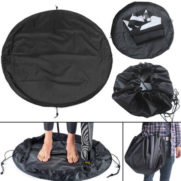 IPRee™ 50CM Surfing Diving Wetsuit Change Bag Mat Waterproof Nylon Carry Pack Pouch For Water Sports