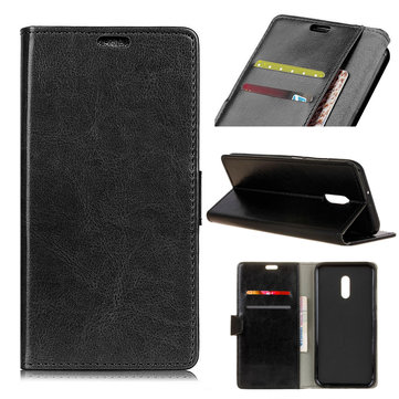 Flip Crystal Wallet Card Slot PU Leather Case For Xiaomi Redmi Note 4X/Redmi Note 4 Global Edition