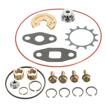 Turbocharger Repair Rebuild Service Kit For T3 T4 TA31 TB03 T04B T04E TBP4