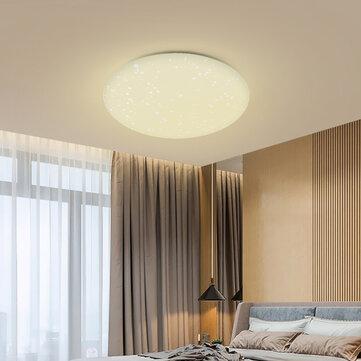 Blitzwolf® BW-LT20 24W Smart LED Ceiling Light Mount WiFi APP Control Work with Amazon Echo Google Home AC100-240V