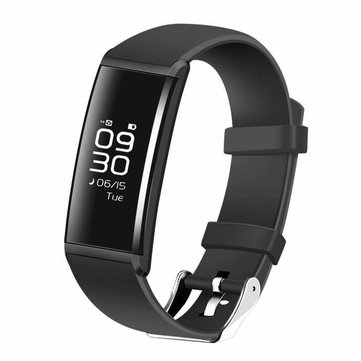LYNWO X9 0.96 Inch OLED Blood Pressure Oxygen Heart Rate Sleep Monitor Smart Wristband for iPhone 8