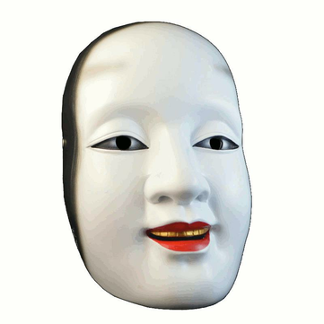 Halloween Resin Mask Bar Dance Horror Scary Soul Props Demon Devil