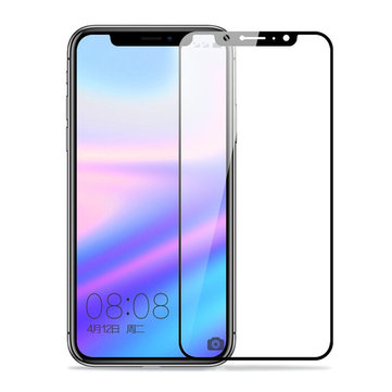 Cafele 4D Curved Edge Full Cover Anti-explosion Tempered Glass Screen Protector for Xiaomi Mi 8 SE