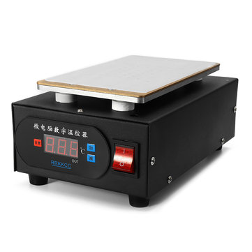 110V/220V LCD Phone Screen Separator Machine with 7 Inch Built-in Vacuum Pump For Samsung Iphone