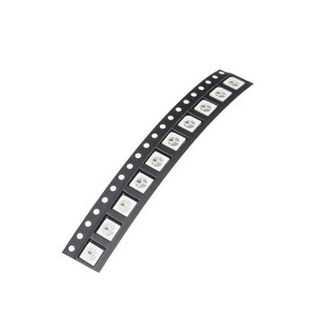 10pcs Cjmcu Rgb WS2812B 4Pin Full Color Drive LED Lights For Arduino