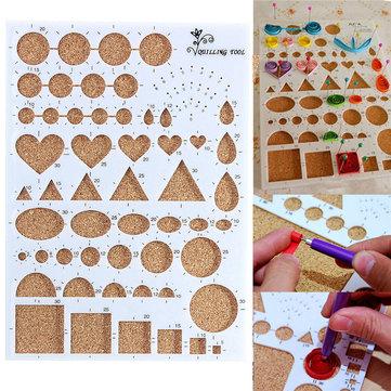กระดาษอาร์มแชร์กระดาษ Papercraft DIY เครื่องมือ สมุดภาพ 210 * 150 * 7.5 มม
