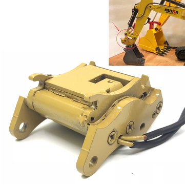 Huina Metal Excavator Automatic Bucket Changer For 580 RC Car Parts