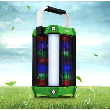 Original EARSON ER-159 Portable Bluetooth Speaker Outdoor Lantern Stereo Subwoofer Speaker For iPhon