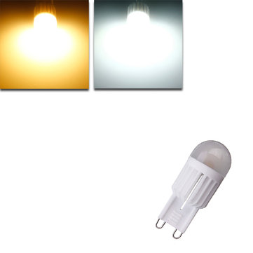 Dimmable G9 5W AC 220-240V White/Warm White LED Small Capsule Bulb