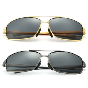 Men Aluminum Sun Glassess