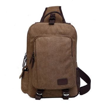 Men Nylon Leisure Outdoor Crossbody Bag Travel Bag