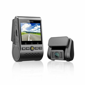 Viofo A129 Duo Dual Channel 5GHz Wi-Fi Full HD Car Dash Dual Camera DVR with GPS