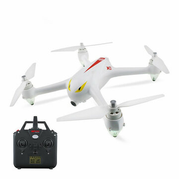 $92.99 for MJX B2C Bugs 2C Brushless With 1080P HD Camera GPS Altitude Hold RC Drone Quadcopter RTF