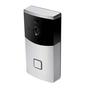 Wifi Camera Wireless Video Doorbell Sensor Smart Phone Speaker Voice Security