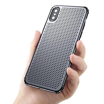 BaseusCustodiarigidaperPCcon dissipatore di calore Soft TPU per iPhoneX