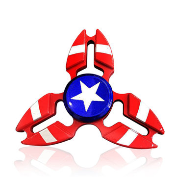 Triangle Hand Spinner Gyro Focus ADHD Stuffer Stocking Finger Toy