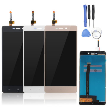 LCD Display Touch Screen Digitizer Assembly For Xiaomi Redmi 3 / 3 Pro / 3S