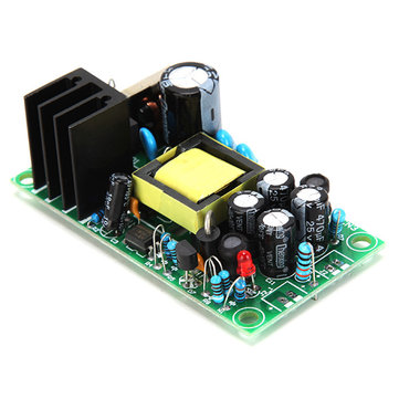 3Pcs AC-DC 220V to 12V 5V Fully Isolated Switching Power Supply Board