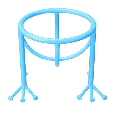 ماكياج الإسفنج تجفيف رفوف مكافحة العفن البيض مسحوق نفخة عرض Stand Holder البلاستيك الأزرق الوردي