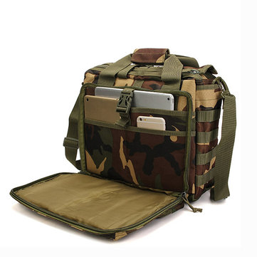 Outdoor Sport Laptop Camera Mochila Men Messenger Bag
