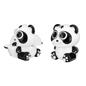 Magic Panda Cube Block Shape Speed Professional Puzzle Fidget Cube Novelties Toys