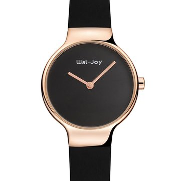 Wal-Joy WJ9008 Étudiant Montre Mode Simple Style Hommes Femmes Quartz Montre-Bracelet