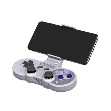 8Bitdo Mobile Phone Extender Holder Bracket For SN30 SF30 Pro Gamepad Controller