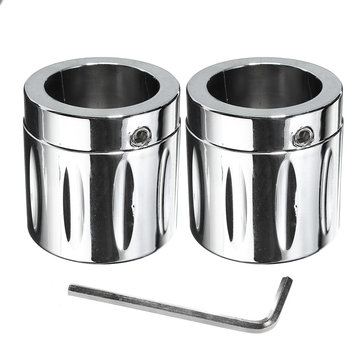 Contrast Cut Front Axle Nut Cover For Harley Sportster Dyna Softail Touring 30mm