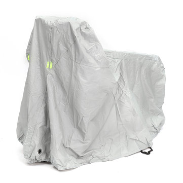 Universal Motorcycle Sun Protection Dust-proof Waterproof Anti Rain Cover All Season