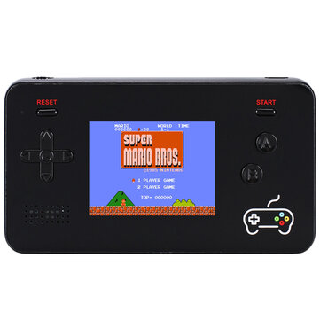 Powkiddy 188 FC Games Retro Arcade Game Console Power Bank Charger 2 in 1 Charging Base for Mobile Phone