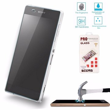 0.26mm Tempered Glass Matte Film Guard Screen Protector for SONY Z5 Premium