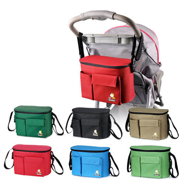 Thermostat Maintaining the temperature stroller bags maternity mother diaper bags tote Shoulder multifunctional baby bag