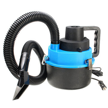 12V 120W Car Interior Vacuum Cleaner Handheld Wet Dry Rechargeable