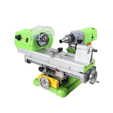 220V 50HZ Mini Beads Lathe Machine Wood Lathe DIY Wood Beads Wood Working Machine Tools