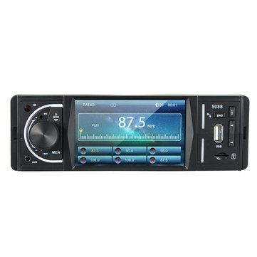 4.1 inch TFT Screen Car DVD Player MP5 MP4 Bluetooth Hands Free FM AM Radio USB AUX