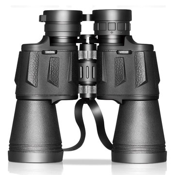 20x50 Traveler Binocular HD BAK4 Spotting Telescope With Wide Angle Vision 168ft/1000m