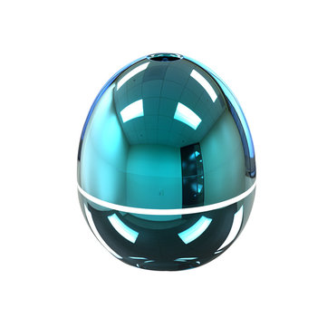 Loskii HP-203 USB Charging Portable Mini Egg Shape Silent Car Home Air Humidifier Air Purifier