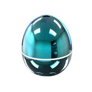 LoskiiHP-203USBChargingแบบพกพามินิไข่ รูปทรง เงียบ รถ เครื่องช่วยหายใจในบ้าน เครื่องฟอกอากาศ