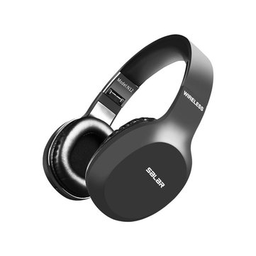 Portable Foldable Wireless Bluetooth Headphone Heavy Bass Stereo Headset with Mic for iPhone Xiaomi