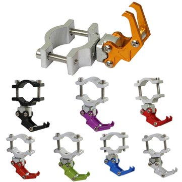 20-40mm Dia. Handlebar Talon Holder Hanger Hook Motorcycle Electric Vehicle
