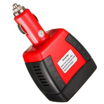 150W 12V DC To AC 220V 50Hz 5V USB Car Power Inverter Charger Adapter Convertor