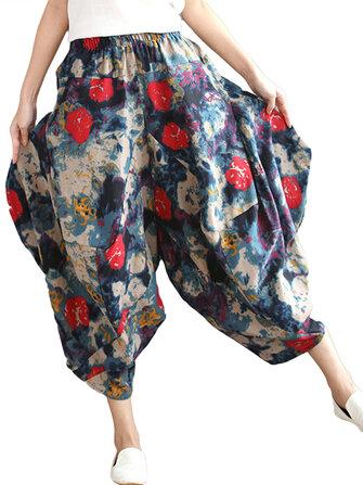 กางเกงหลวม ๆ สำหรับผู้หญิง