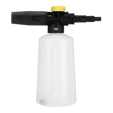 700mL Adjustable Car Wash Foam Bottle Sprayer Nozzle Jet For Lavor Vax Comet Pressure Washer