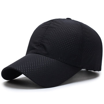Men Outdoor Quick-drying Sunshade Baseball Cap